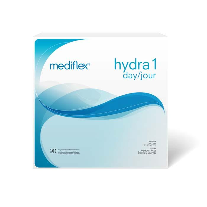 Mediflex Hydra 1 day